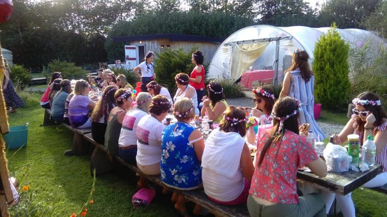Hen Party Glamping - Great Hen Parties in Ireland