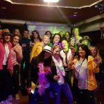 Hen Party Glamping The Blackthorn Daingean