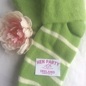 Warm and Cosy Apple Green Bed and Leisure Socks